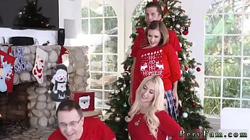 Hardcore squirt Heathenous Family Holiday Card