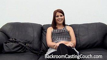 Curvy Girl Next Door Anal Casting 13 min