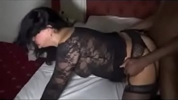 bbw russian with two blacks