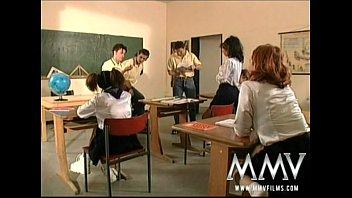 MMV Films German class room orgy 12分钟