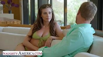 Naughty America - Sexy Spencer Bradley fucks friend's husband