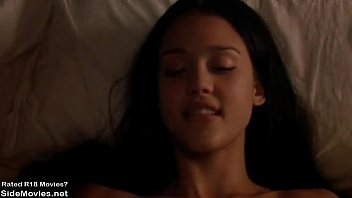Cum jessica alba Jessica alba - the sleeping dictionary - sex scene