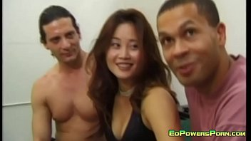 China habsburg vintage Asian cutie fucked by two guys