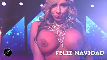 Nude christmas gallery Esperanza en navidad - christmas