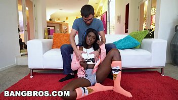 Girl pussy games - Bangbros - ebony gamer ana foxxx gets a good fuck bkb15973