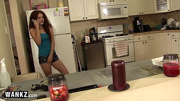 Redhead Teen Gets Her Sy Smashed!