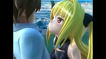 To Love Ru Momo Gets Fucked By Tentacles, Gets Saved, And Rewards Him By Letting Him Fuck Her