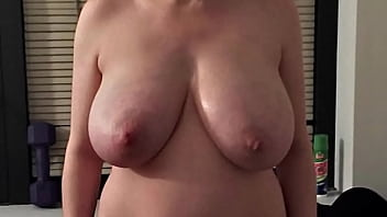 Curvy wife is a slut for anal