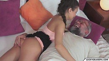 romantic time with grandpa porno izle