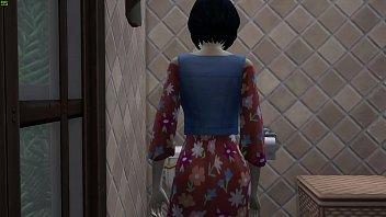 Japanese Son Fucks Japanese Mom After Taking A Bath - Family Sex Taboo