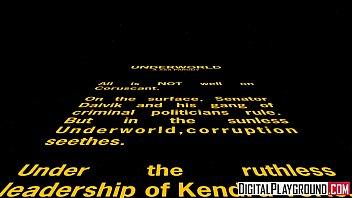 Star Wars Underworld XXX Parody scene1