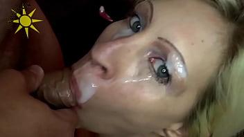 Club Bukkake mit Pornosternchen SunnySun eine Versaute Gechichte