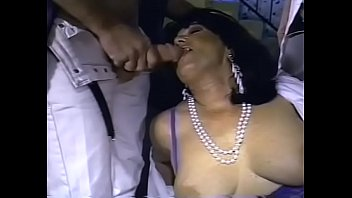 Rocco Siffredi banging two girls in a helicopter hangar
