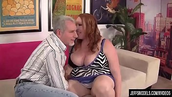Streaming Video Chubby Redhead Annabel Redd Gets Her Mouth and Pussy Plowed by a Fat Cock - 720p