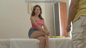 Hd movie sex - Dirty hottie massage and fuck