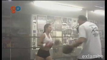 Bonnie Jill Laflin Sexy Sport Niples Scen