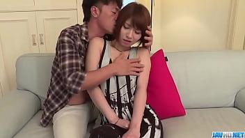 Top Risa Mizuki kissing and fucking in hard XXX