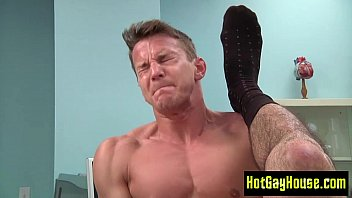 Gay hardcore doctors Gay doctor anal riding