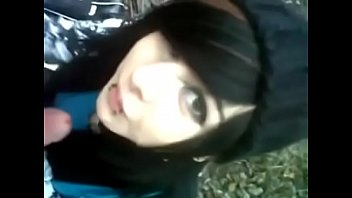 Emo french girl blowjob