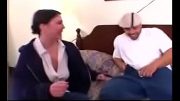 1st Time Mom gets Her Pussy Opened by a Big Black Cock in Amateur Wife Sex Video