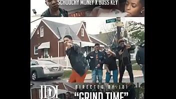 """SCHOOCHYMONEY - """"GRIND TIME"""" FEAT. BOSS KEY (PROMO VIDEO)"""