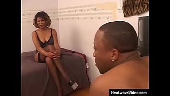 You would have a hard time believing that this ebony MILF was really over 50, right?