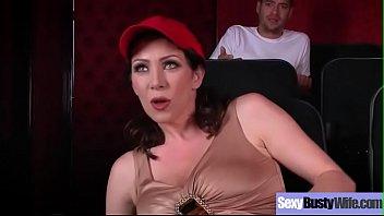 Slut Sexy Housewife (Rayveness) With Big Tits Enjoy Hard Sex On Cam Vid-18