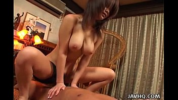 Big tits Asian hottie Juri Matsuzaka hot action