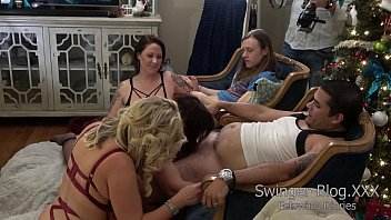 Blowjob party with Real Swingers swallowing cum   Fetswing Lifestyle