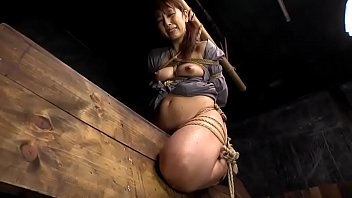 Japanese Folk Entertainment  Part  3 .. Shibari , Wooden Horse , Ishigaki