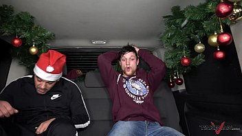 Christmas Special Sex Orgy In Van With Mea Melone & Wendy Moon