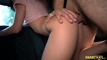 Fake Taxi Nikki Fox Takes On A Huge Fat Cock Deep In Her Tight Pussy