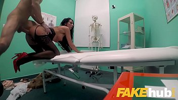 Fake Hospital S exy fur clad patient wants goo tient wants good fucking from bi