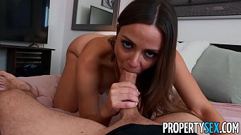 PropertySex Indecisive Client Bangs Hot Latina Real Estate Agent