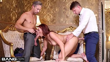 Double penetration erotic short stories Glamkore ani blackfox gets a sensual dp in a lux hotel room