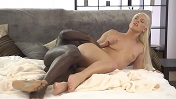 Hairy blonde hotties Black4k. bbc of duke can replace favorite sex toy of blonde hottie