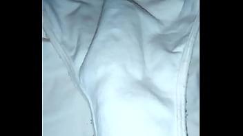 Clean panties from my sister-in-law