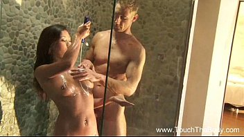 Nuru Massage Shower BJ