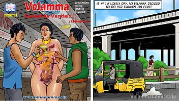 Velamma Episode 115 - Sacked by Vandals 32 sec