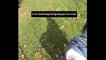 Posh British upskirt milf takes a huge facial for cash 9 min