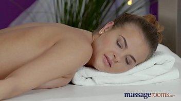 Massage Rooms Lesbians with big natural tits have sensual orgasmic fun 11 min