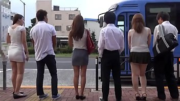 Fucked On The Public Bus, Asian Schoolgirl thumbnail