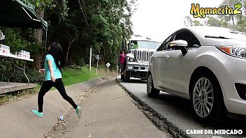 MAMACITAZ - #Juliana Davila - Fiery Colombiana Had An Amazing Afternoon