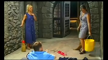 Retro porn angel scenes - Betty andersson and ildiko in an anal threesome