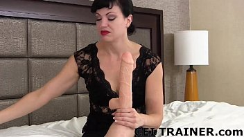 After you cum I want to watch you eat it CEI