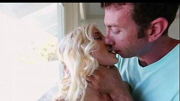 Lusty Man Kisses N Licks Her Nipples Live On Nastyteenlivecams.com