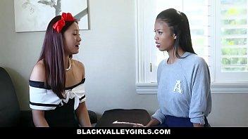 BlackValleyGirls - Perky Tit Ebony (Nia Nacci) Fucked By Jocked