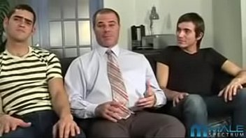 Sean gold his first gay sex - His first huge dick
