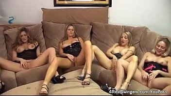 Wives Masturbate Together Want You Watch