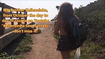 "Big Brother Kellenzinha, from October the day to day of couple on Youtube ""Kellenzinha No Secrets "" don't miss it!"